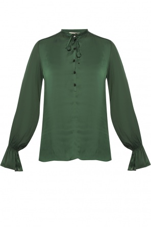 Shirt with decorative sleeves od Zadig & Voltaire