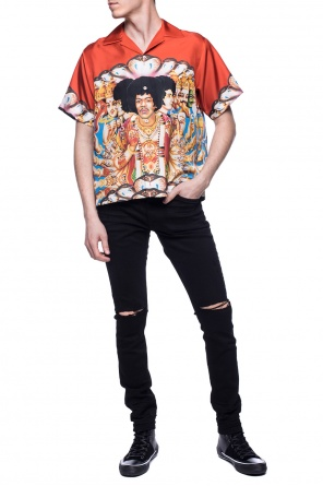 Printed shirt od Amiri