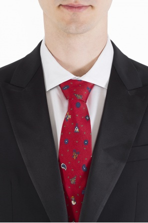 Tie & pocket square kit od Etro