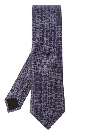 Silk tie od Lanvin