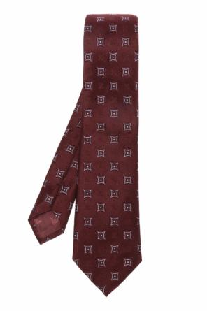Embroidered tie od Emporio Armani