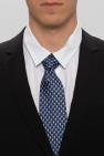 Salvatore Ferragamo Jedwabny krawat