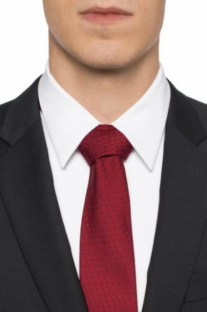 Embroidered tie od Salvatore Ferragamo