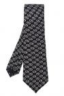 Tie with logo od Giorgio Armani