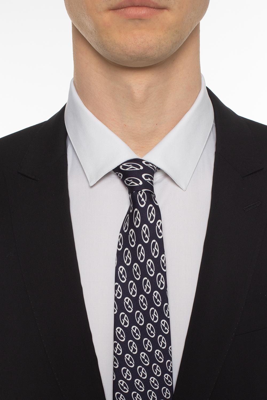 Giorgio Armani Tie with logo
