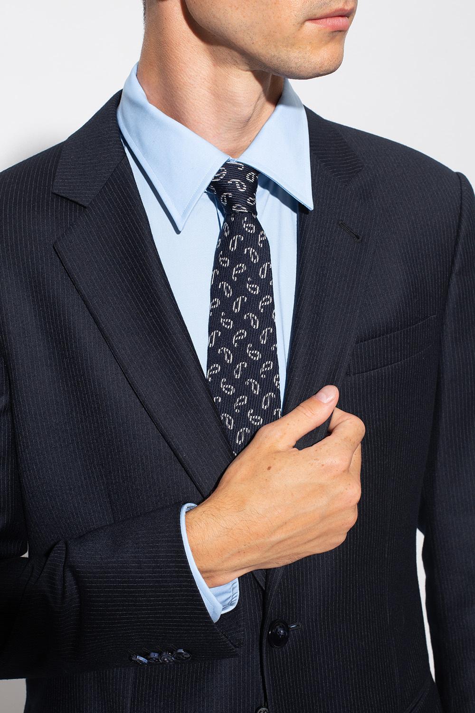 Giorgio Armani Wool tie