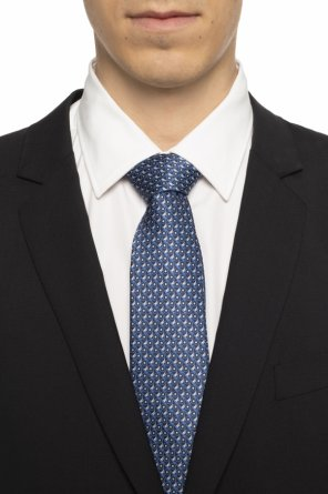 Tie and pocket square set od Lanvin