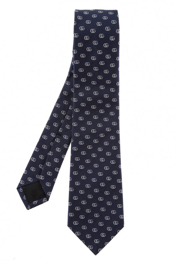 Gucci 'GG' pattern tie