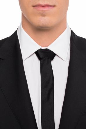 Narrow tie od Saint Laurent