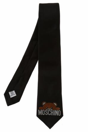Teddy bear tie od Moschino