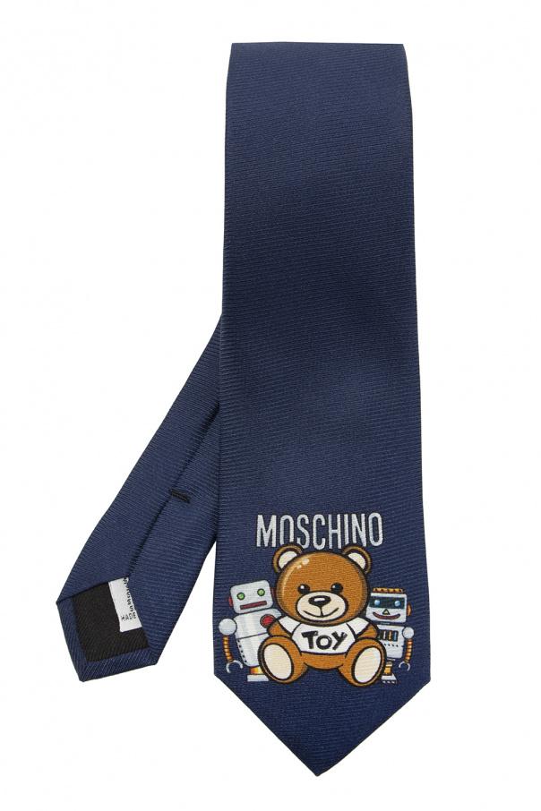Moschino 品牌领带