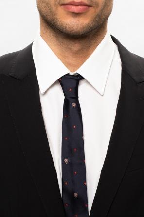 Silk tie od Alexander McQueen