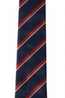 Gucci Silk tie with stripes