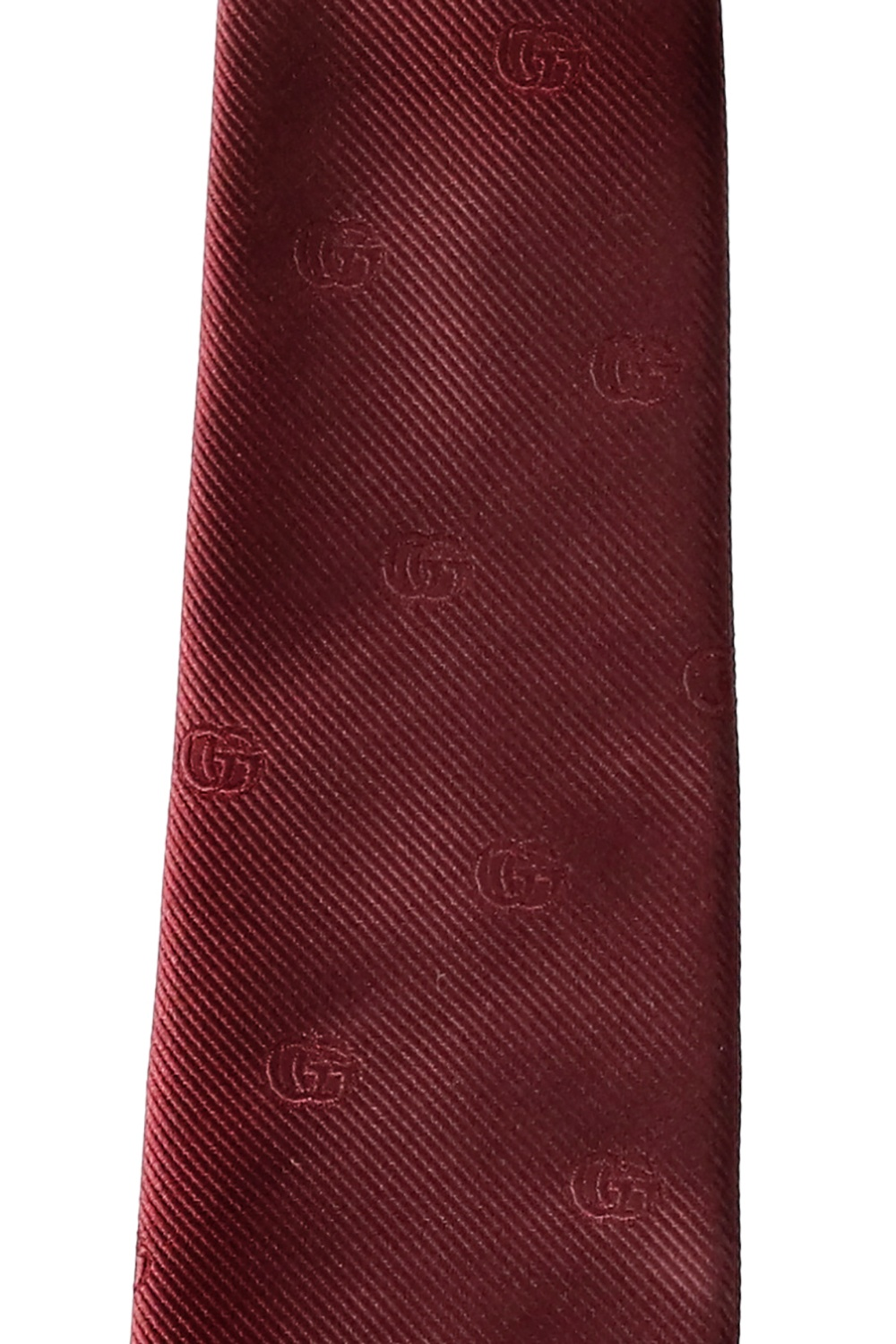 Gucci Silk tie with logo