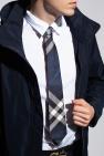 Burberry Checked tie