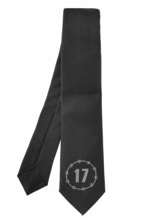 Embroidered tie od Givenchy