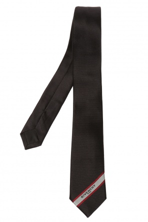 Tie with logo od Givenchy