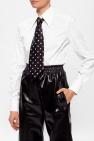 Dolce & Gabbana Wzorzysty krawat