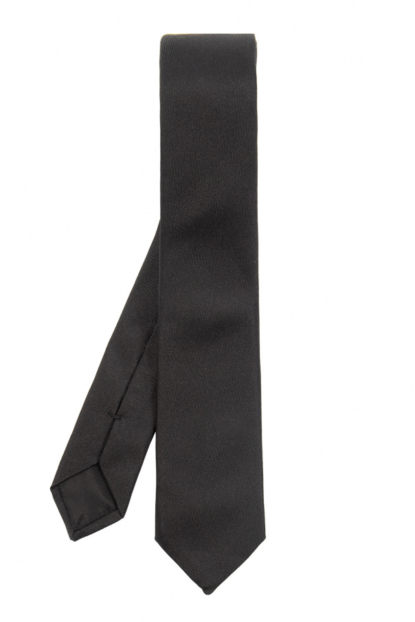 Givenchy Silk tie with logo