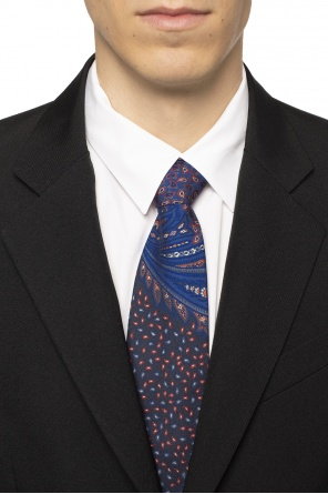 Patterned tie od Etro