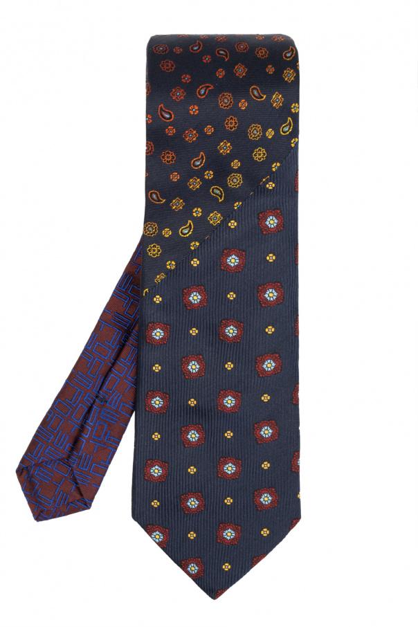 Etro Paisley-motif tie
