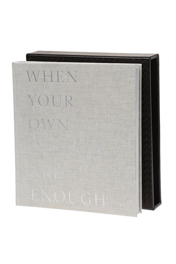 'When your own initials are enough' book