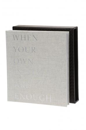 'when your own initials are enough' book od