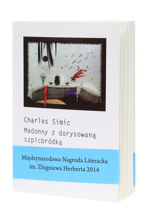 'Madonny z dorysowaną szpicbródką' book