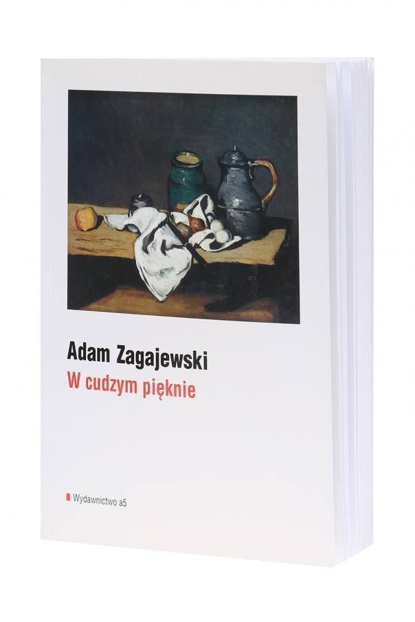'W cudzym pięknie' book