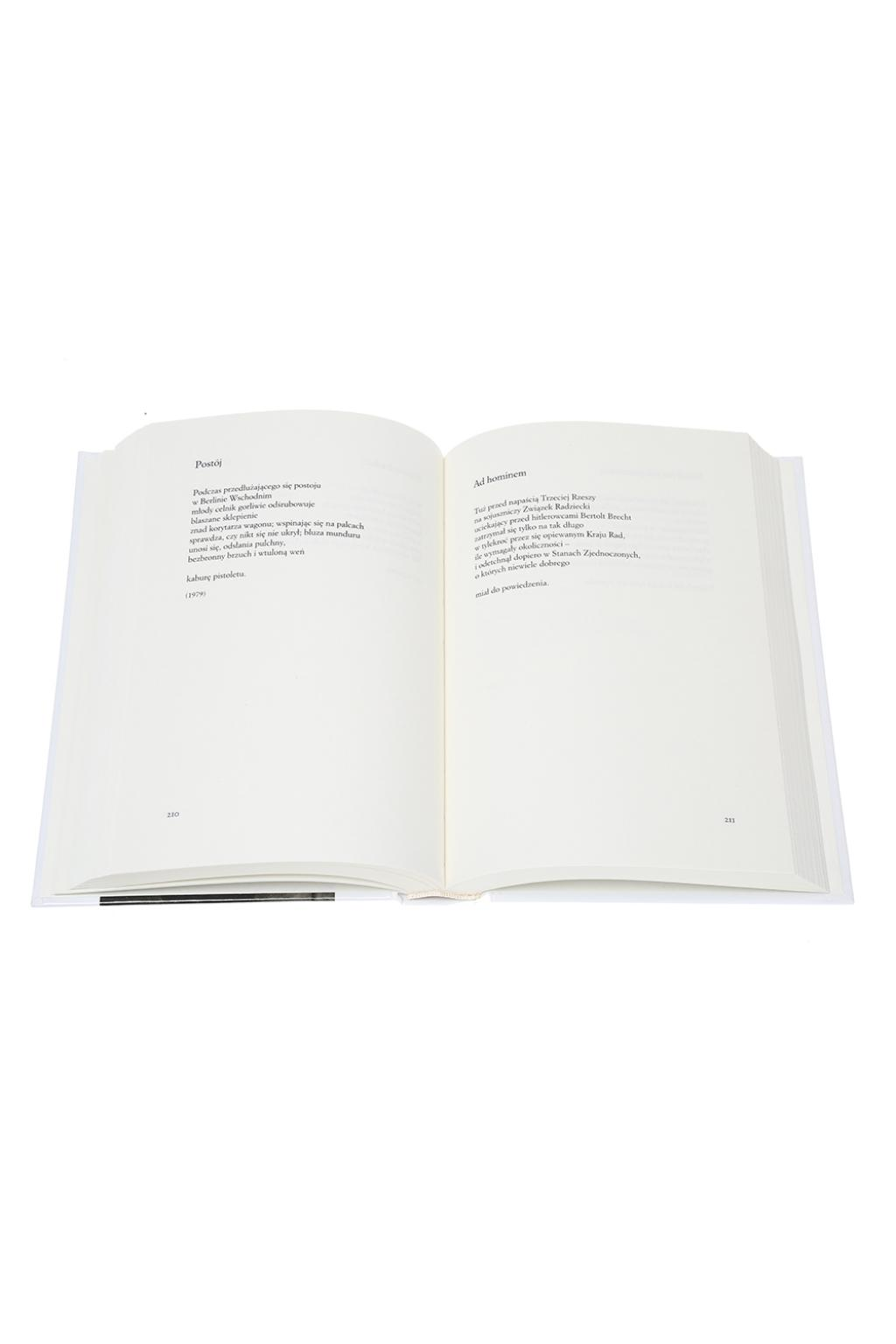 'Selected poems' book