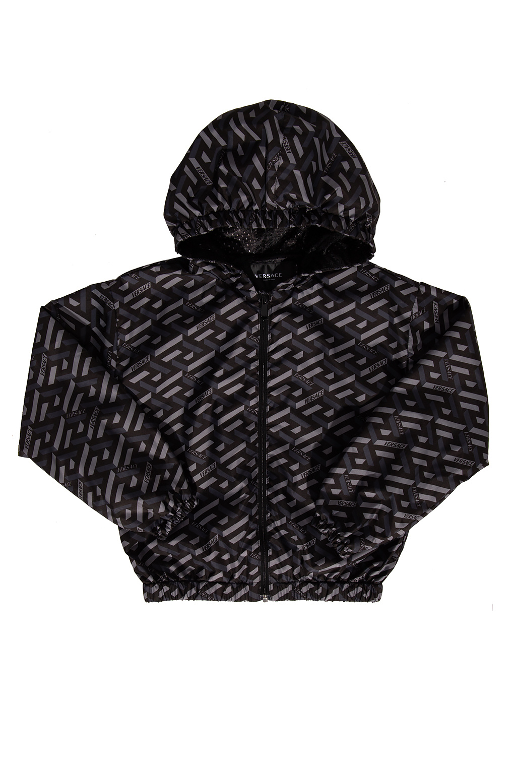 Versace Young Hooded jacket