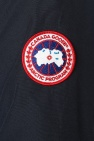 Sheep fur jacket od Canada Goose