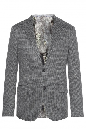 Blazer with notch lapels od Etro