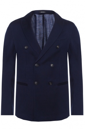 Double-breasted blazer od Emporio Armani