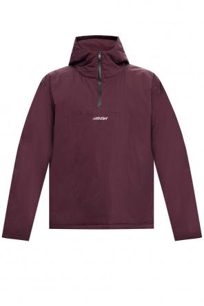 Jacket with logo od Ambush