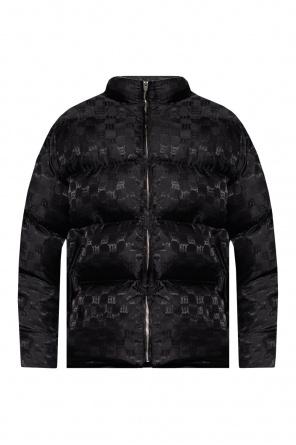 Padded jacket with logo od MISBHV