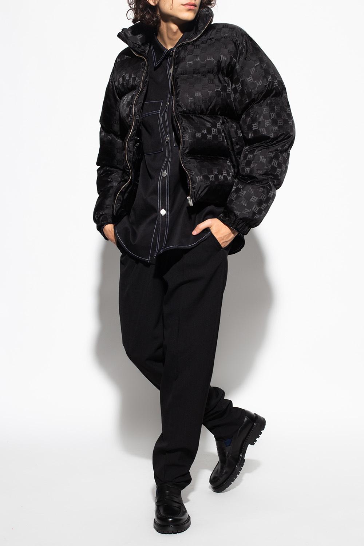 MISBHV Padded jacket with logo