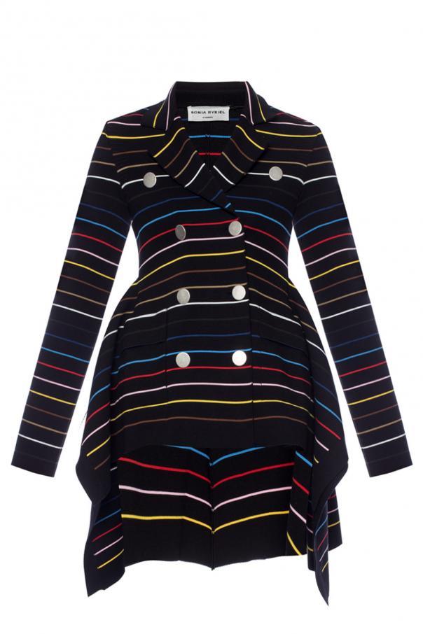be89252001a Striped coat Sonia Rykiel - Vitkac shop online
