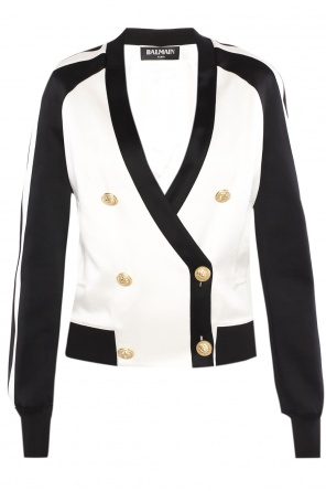V-neck jacket od Balmain