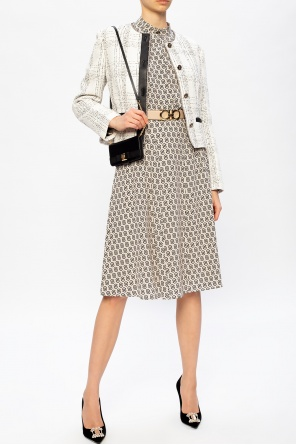 Tweed blazer od Salvatore Ferragamo