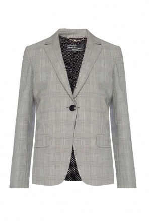 Checked blazer od Salvatore Ferragamo