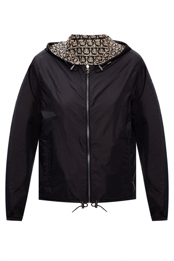 Salvatore Ferragamo Reversible jacket