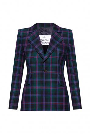 Checked blazer od Vivienne Westwood