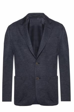 Blazer with pockets od Salvatore Ferragamo
