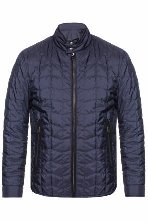 Reversible jacket with pockets od Salvatore Ferragamo