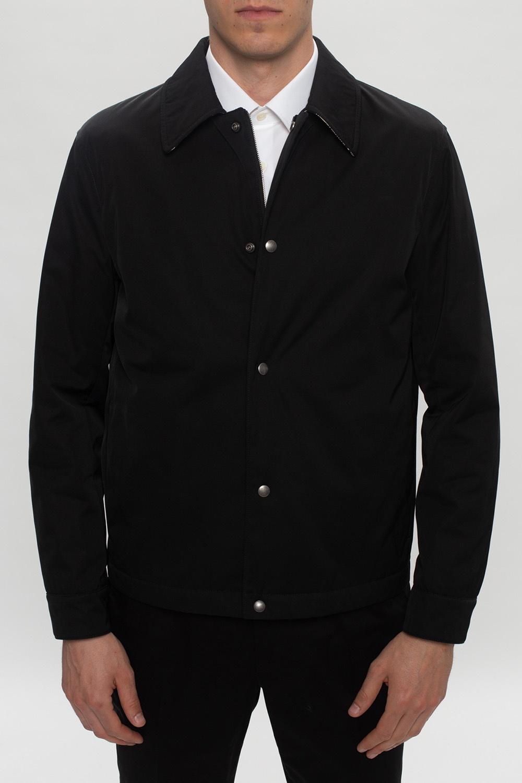 Salvatore Ferragamo Jacket with collar