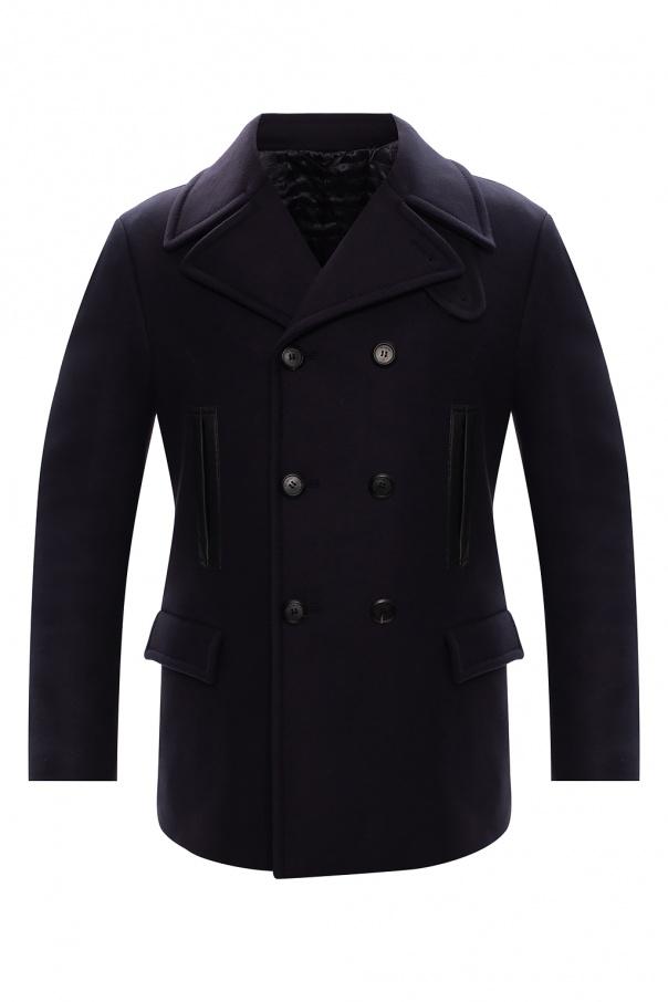 Salvatore Ferragamo Double-breasted coat