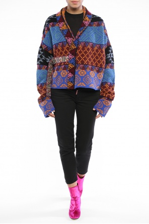 Patterned cardigan od Etro