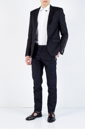 Double rear vent blazer od Givenchy