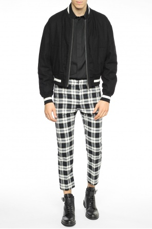 Wool bomber jacket od Haider Ackermann